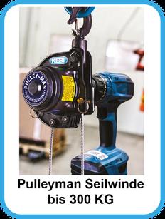 KEBI Pulleyman Seilwinde