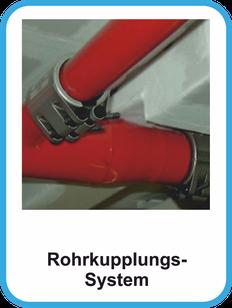 Kupplung, Kuppplungen, Rohrverbindung, Flanschverbindung, glattes Ende, ohne Flansch, Gebäudetechnik, Wassertechnik, Abwassertechnik, Industrietechnik,