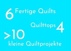 Ahoi Quilts Jahresrückblick