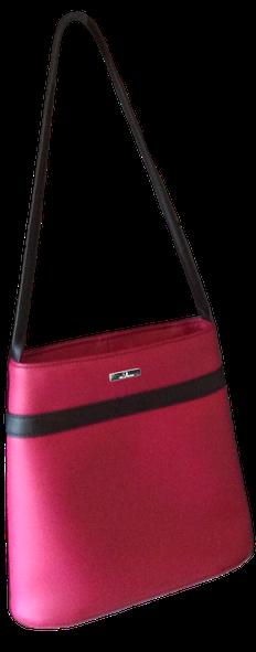 rosa/pinke Damenhandtasche perfekt zum Outfit