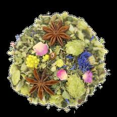thé vert sencha  bio aux fruits parfumés