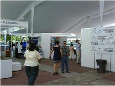 mampras insttitucionales,Stands de Cancún