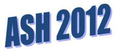 Société Américaine d'Hématologie ASH 2012 American Society of Hematology lmc cml leucemie mieloide chronique chronic myeloid leukemia