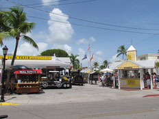 Conch Train Station