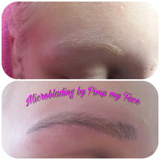Pimp my Face - Microblading Hamburg & Norderstedt