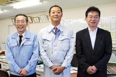 エフ・ピーアイに消防設備点検をお任せ下さる新潟市中央区のビル管理会社さま