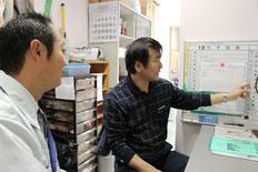 新潟の消防設備点検業者による点検日程・点検工程のお打ち合わせ