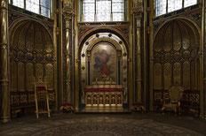 ポズナン大聖堂金の礼拝堂