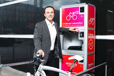 e-Bike Ladestation in Hannover