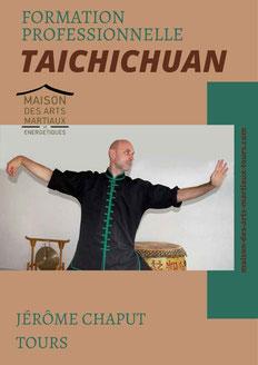 Formation en Médecine Traditionnelle Chinoise - jerome  chaput Tours - annuaire via energetica