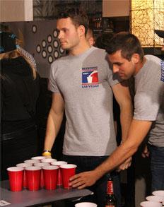 Beer Pong Turnier organisieren