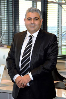 Ismail Durmaz  -  courtesy Global GSA Group B.V.