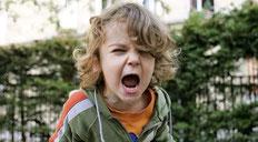 Un enfant qui ne s'aime pas