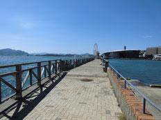 下関市旧市内のロックフィッシュの釣り場