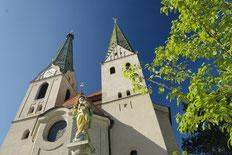 Stadtpfarrkirche St. Walburga