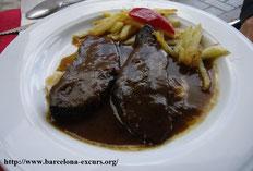Рестораны Барселоны - гиды в Барселоне советуют