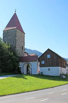 Der Letziturm in Rothenthurm