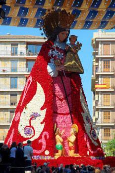 Fallas de Valencia-La Geperudeta