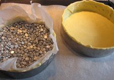recette de la pâte brisée pour tartes et quiches