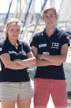 Lina und Sverre, (c) blondsign by Eike Schurr