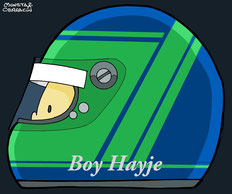 Boy Hayje by Muneta & Cerracín
