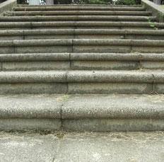 階段(ステップアップ)