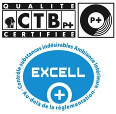 Sentri Tech certifié CTBP+ et Excell+