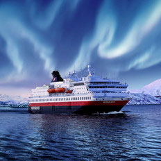 MS Nordkapp von Hurtigruten