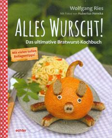 Kochbuch Alles Wurscht