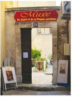 musee du jouet vaucluse