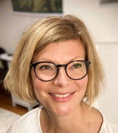 Heilpraktikerin Karin Storek Karlsruhe in SALUTARIS Praxis für Osteopathie