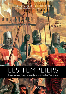 LES TEMPLIERS de Renaud Thomazo