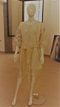 Vestido Realizado con muestrario