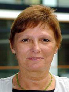 1. Bürgermeisterin Martina Rudowitz
