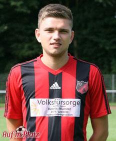 Erzielte das 1:0 für BRK: Robin Müller.