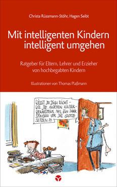 Buchcover: Mit intelligenten Kindern intelligent umgehen