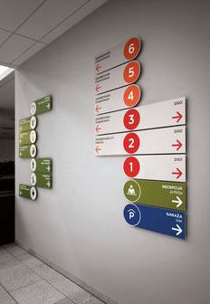 Tipos de se al tica para tiendas y oficinas rotulaci n e - Interior design schools in alabama ...