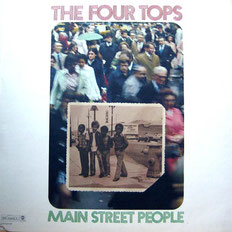 The Four Tops - 1973 / Main Street People
