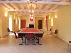 Salle de formation et de séminaire au Maine Giraud près d'Angoulême