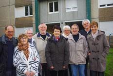 L'équipe du Secours Catholique de Morlaix