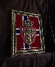 Norges våpenskjold