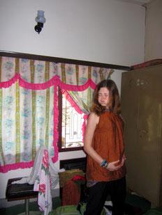 Tijdens mijn reis in India - nota bene de bakermat van Ayurveda - ik voelde me zo enorm opgeblazen!