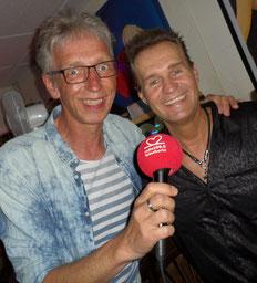 Nico Gemba im Interview bei Peer Wagener für radio leinehertz 106.5