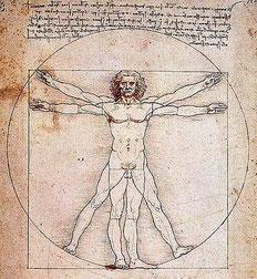 """Humanistische Theorien orientieren sich an einer Vorstellung """"vom ganzen Menschen"""". Sie weigern sich, den Menschen zu betrachten wie ein x-beliebiges Ding. (Quelle: Wikipedia)"""