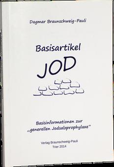Jodunverträglichkeit Jodallergie