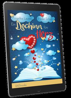 Cover: Ein Dschinn fürs Herz