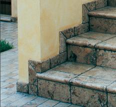 Pavimento in marmo Rosso Verona
