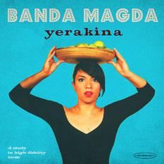 Banda Magda yerakina
