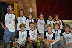 Remise de la coupe Haba-Waba 2013