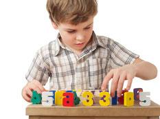 Rechnen und Schreiben spielend lernen